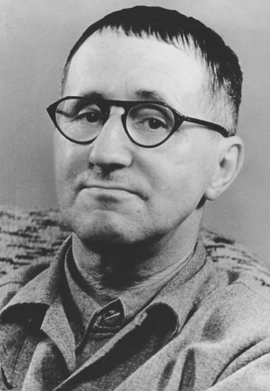 """Brecht-Symposium """"Und der Haifisch?"""" - Digitale Gesprächsreihe zur Aktualität Brechts"""